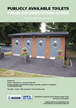 Picture of the BTA Publicly Available Toilets - Problem Reduction Guide