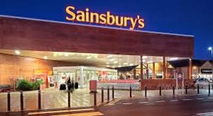 Sainsburys store front